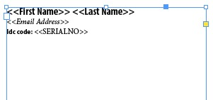 InDesignSecrets presents our InlineMerge script   Ozalto