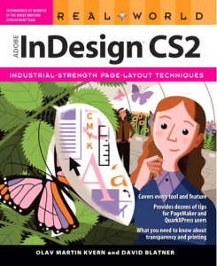 Real Word InDesign CS2