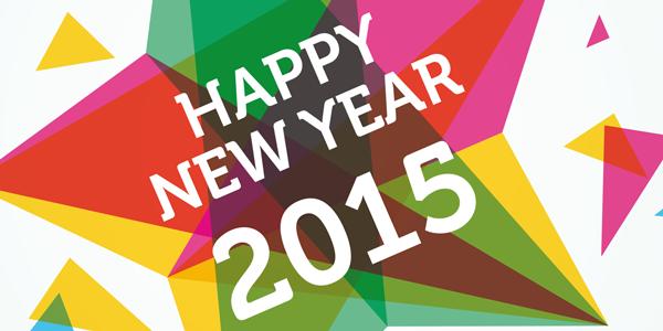 Meilleurs vœux pour 2015